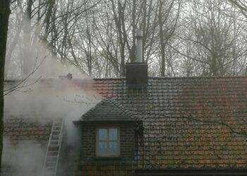 Stomen van de daken