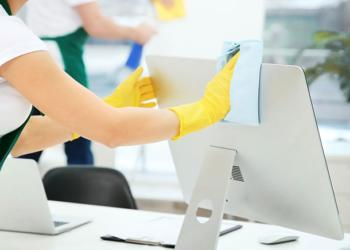 Onderhoud van gebouwen, kantoren en winkels